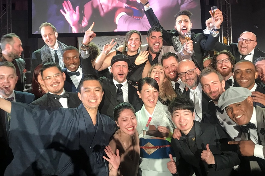 「麹」のお酒をベースに使い、日本人バーテンダーがカクテル大会で世界一に!