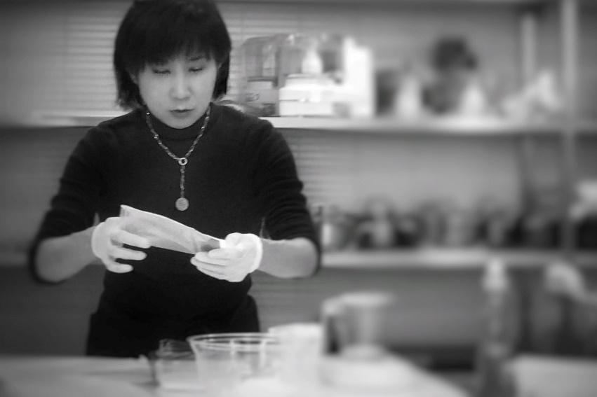 【麹の和菓子作り&麹スピリッツ(蒸留酒) ペアリングセミナー】を終えて